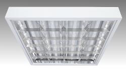 Люминесцентный светильник ЛПО 4х18-CSVT